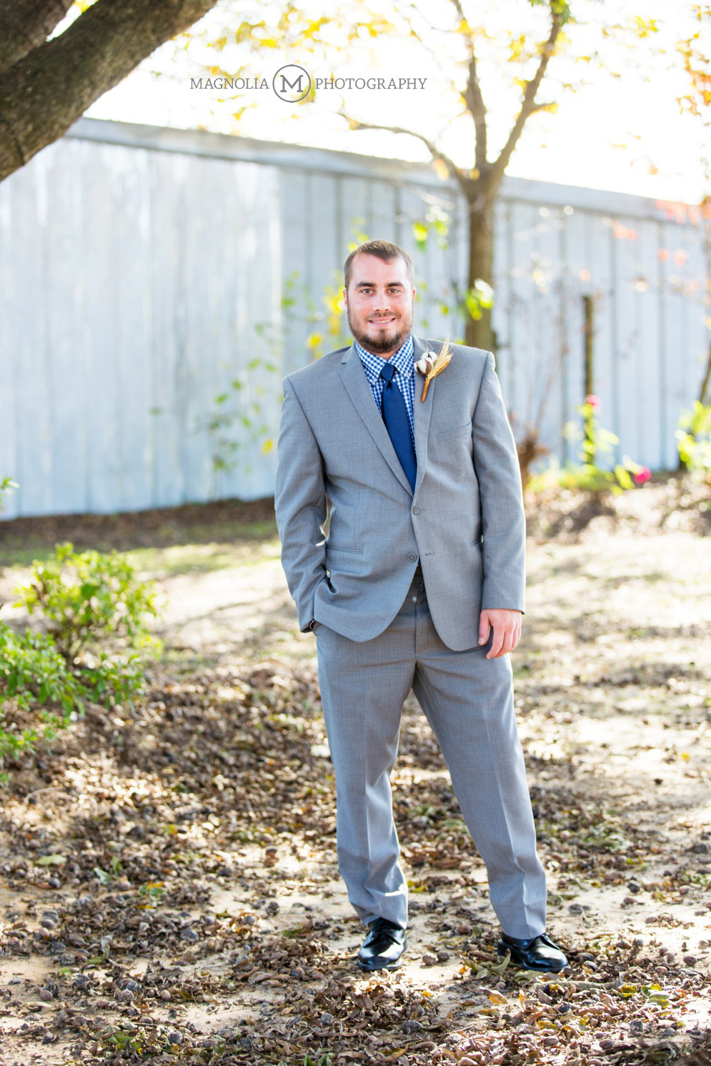 Eastern NC Wedding Photographer | Dena + Luke Married - Magnolia ...