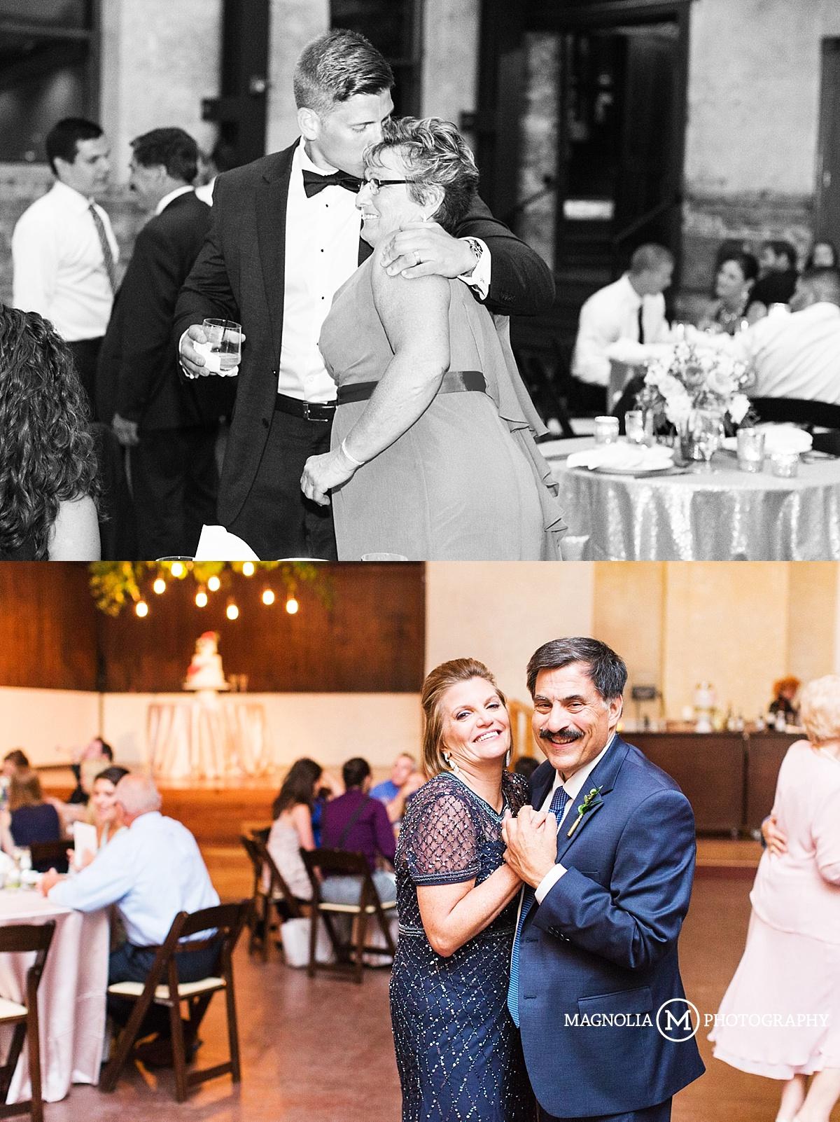 weddings at brooklyn arts center-81bw