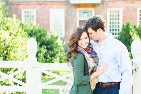 virginia engagement session