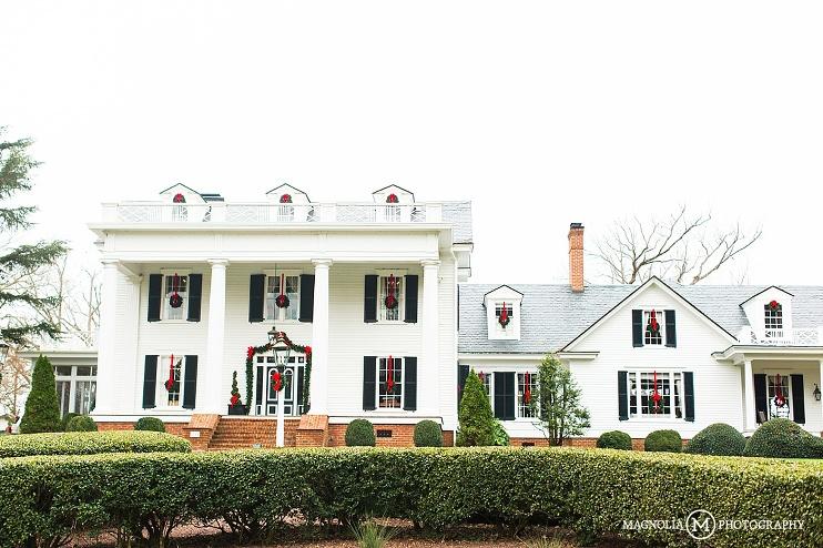 Rose Hill Plantation, Nashville, NC