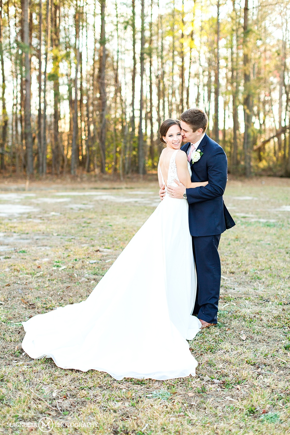 Bridal Bouquet Bride And Groom Portraits Morilee Gown